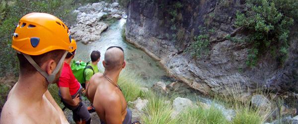 Barranquismo Tropical