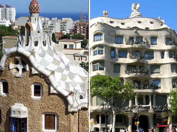 Barcelona en 3 d as desde el parc g ell a un bosque de hadas diario de un mentiroso - Casas de gaudi ...
