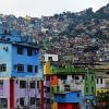 favela Rocinha en Rio de Janeiro