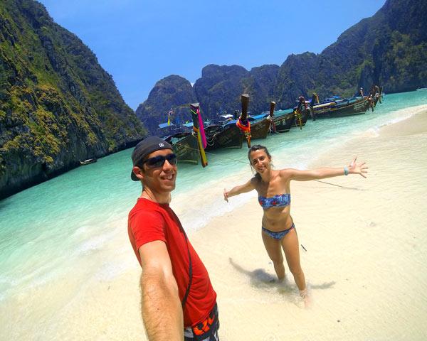 Diario de un Mentiroso por las mejores playas de Tailandia